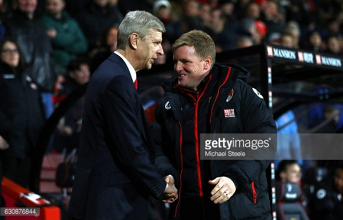 Eddie Howe focuses on the positives in gripping draw against the Gunners