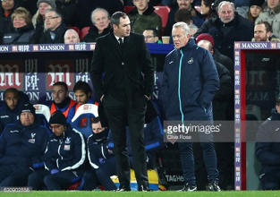 Alan Curtis reveals new head coach Paul Clement helped Swansea City in win over Crystal Palace