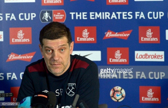 "Slaven Bilic ""dreaming about trophies"" ahead of Manchester City FA Cup clash"