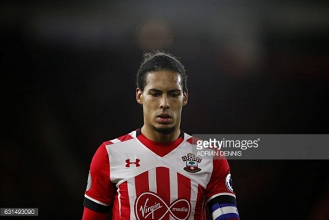 Van Dijk to Liverpool still very much a possibility