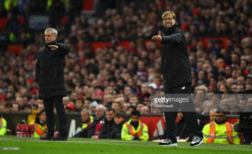 Mourinho's tactial setup earns United another defensive draw at Anfield