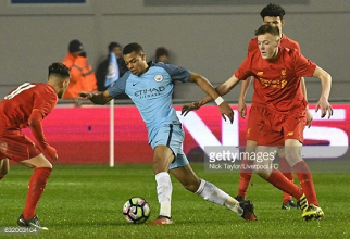 Manchester City progress to fifth round of FA Youth Cup following easy win over Liverpool