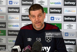 Slaven Bilic looking to keep up positivity ahead of Middlesbrough trip