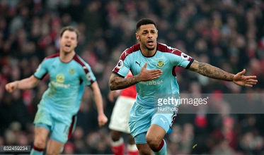 Andre Gray: Burnley must take positives from Arsenal defeat