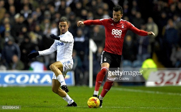 Daniel Pinillos has been released by Nottingham Forest
