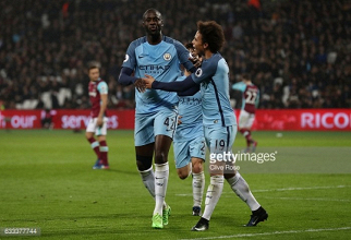 West Ham United 0-4 Manchester City: Pep Guardiola's side give masterclass against hapless Hammers