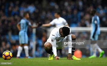 Manchester City 2-1 Swansea City: Swans' Player Ratings in tough loss