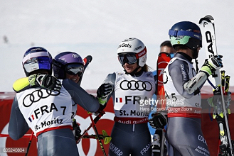 France claim Team Event gold at 2017 World Ski Championships