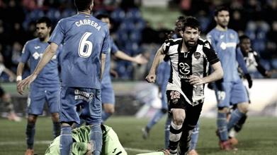 El Getafe encajó su primer gol de córner