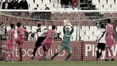Sevilla Atlético - Córdoba CF: Puntuaciones del Córdoba CF, jornada 15 de la Liga 1|2|3