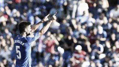 Los cedidos de la Real Sociedad: Bergara triunfa con Getafe