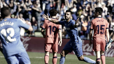 ¿Qué pasó en el último Getafe - Real Sociedad?