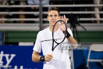 ATP Delray Beach: Juan Martin Del Potro defeats Kevin Anderson