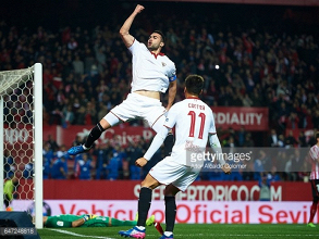 Sevilla 1-0 Athletic Bilbao: Iborra strike keeps title race alive with narrow Bilbao victory