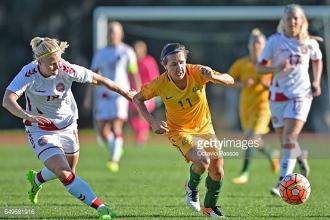 Manchester City Women sign Danish International Mie Leth Jans