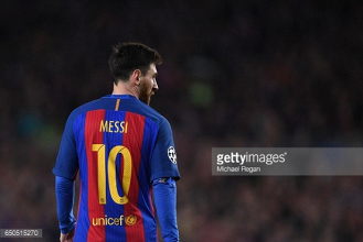 Barcelona 4-2 Valencia: Messi double inspires the hosts to a crucial victory in their hunt of Real Madrid
