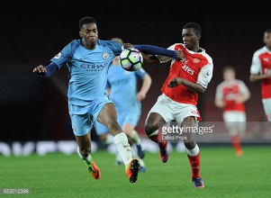 Tosin Adarabioyo signs a four-year deal with Manchester City