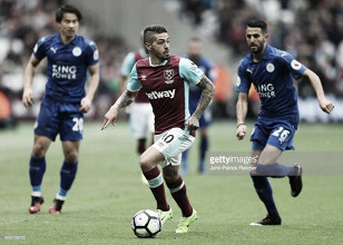 West Ham vs Leicester City en vivo y en directo online en Premier League 2017