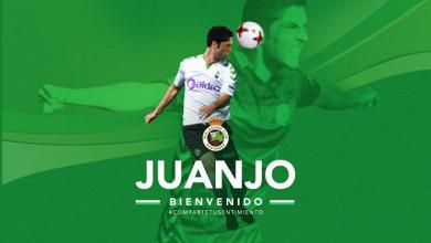 Juanjo Expósito regresa a casa