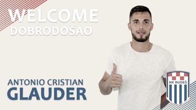 El Alavés ficha al joven Antonio Glauder y lo cedeal NK Rudes