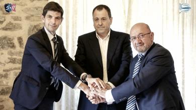 Nuevo acuerdo de colaboración entre Alavés, Amurrio y Fundación 5+11