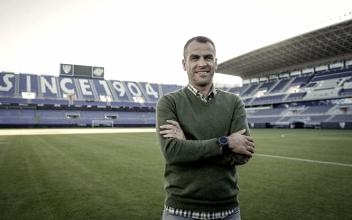 Duda regresa al Málaga para poner experiencia en 'La Academia'
