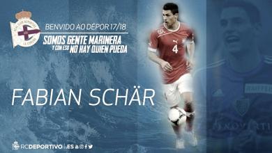 Fabian Schär, calidad para el centro de la zaga