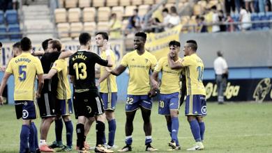 """Rubén Yáñez: """"Tenemos un estilo diferente que es lo que nos permite ganar los partidos, y eso se está demostrando"""""""