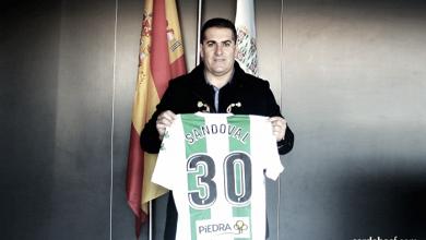 Sandoval, nuevo entrenador del Córdoba CF