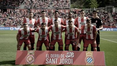 Girona - Espanyol: puntuaciones del Girona en la jornada 34