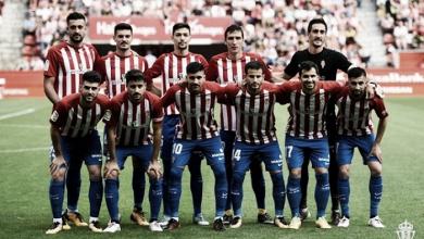 Sporting-Lorca: puntuaciones del Sporting de Gijón, jornada 6 de La Liga 1|2|3