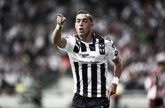 Rogelio Funes Mori contento por regresar al gol con Rayados