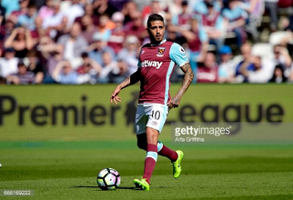 Manuel Lanzini: Confidence will be key for West Ham going into Everton clash