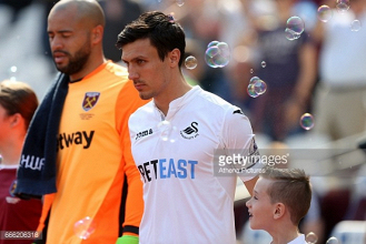 """Jack Cork """"sad"""" to leave Swansea City after switch to Burnley"""