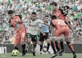 Mano a mano: Osvaldo Martínez vs Erick Gutiérrez
