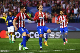Atlético Madrid 1-0 Leicester City: Griezmann's penalty sinks Leicester City in tight Champions League clash