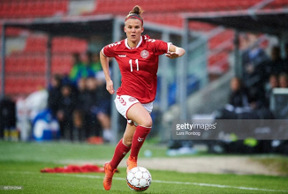 Euro 2017: Katrine Veje talks playing abroad