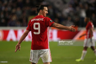 José Mourinho expects that Ibrahimović will return for Manchester United before the end of 2017