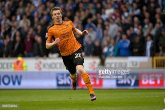 Reading sign Wolves striker Jón Daði Böðvarsson for undisclosed fee