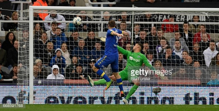 Newcastle United 1-1 Leeds United: Wood leaves it late to deny Magpies deserved win