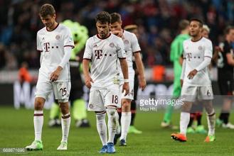 Bayer 04 Leverkusen 0-0 Bayern Munich: Wasteful Bavarians frustrated by brave hosts