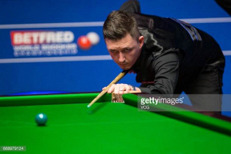 Kyren Wilson secures quarter-final berth with Ronnie O'Sullivan not far behind