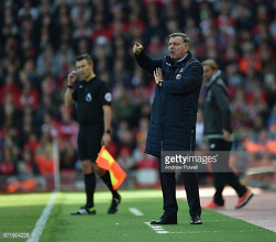 Sam Allardyce claims Crystal Palace aren't safe yet despite Liverpool showing