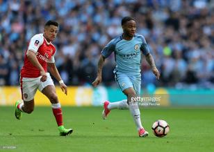 Manchester City reportedly line up sensational Raheem Sterling swap deal for Alexis Sanchez