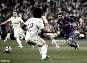 Real Madrid x Barcelona: Messi abana a varinha e distribui magia