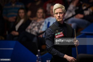 Riga Masters: Reigning champion Robertson stunned by professional debutant Kleckers as new season begins