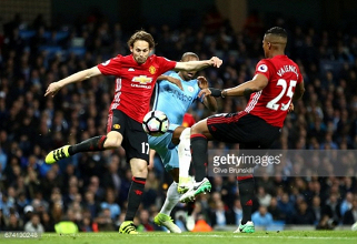 "Daley Blind insists that every Manchester City clash is a ""derby"""