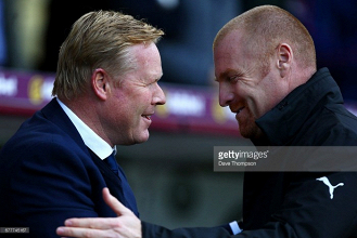 Everton vs Burnley Preview: Blues looking to extend fantastic 2017 home form against poor travellers