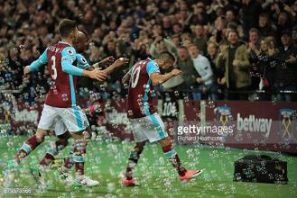West Ham United 1-0 Tottenham Hotspur: Lanzini strikes hammer blow to Spurs' Premier League title ambitions