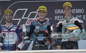 Moto3: Canet claims first win in Jerez